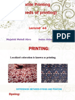 Methods of Printing
