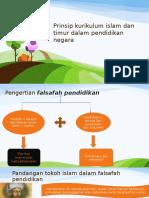 Prinsip kurikulum islam dan timur dalam pendidikan negara.pptx