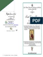 2016 4 5 Dec Vespers St Savva