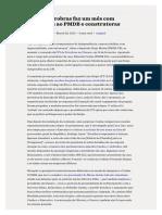 CPI Da Petrobras Faz Um Mês Com Blindagem Ao PMDB e Construtoras — Brasil.elpais