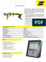 Product Leaflet - IsGM 3500