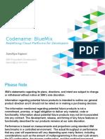 AI Webinar BlueMixOverview 20140618
