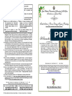 2016-5 Dec-st Savva-matins & Div Lit Hymns