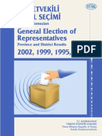 TR Elections 1990s - 2002