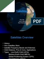 Satellites Presentation