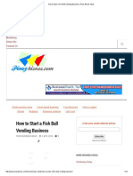 How to Start a Fish Ball Vending Business _ Pinoy Bisnes Ideas