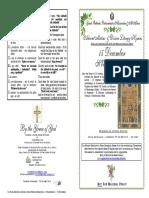 2016- 15 Dec - St Eleftherios & Apostles -Matins & Div Lit Hymns