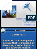 PHARMACEUTICAL SOLUTIONS (ZARA KHAN BP0950212) (1).pptx