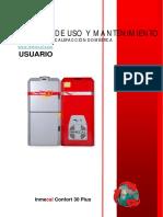 Manual Usuario - Mod. Confort Plus 30 Kw