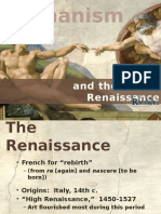1.1 - Humanism and the Italian Renaissance