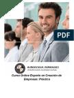 Curso Online Experto en Creación de Empresas