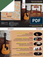 Diptico Notas y Musicas 2016