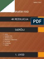 4K Rezolucija