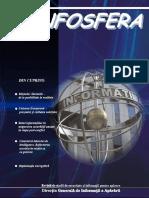 INFOSFERA, Revista de studii de securitate _i informa_ii pentru aparare, an III nr. 2, 2011.pdf