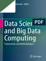 Data Science and Big Data Computing- Frameworks and Methodologies
