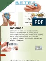 Cómo Actúa La Insulina Ppt