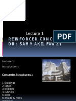 Reinforced Concrete (I) Lec 1 Phsical&Mec Properties Ver 4