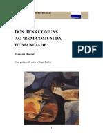 Livro Houtart Portugues Final Bem Comum Da Humanidade 24set2014
