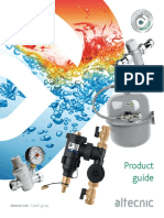 Altecnic product guide 2014