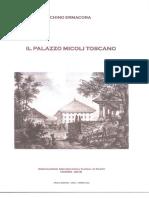 Il Palazzo Micoli Toscano di Mione