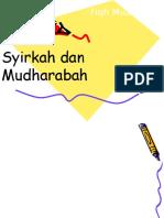 TM V Syirkah dan mudharabah.ppt