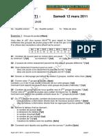 Sujet JAT1 11 - Pratique