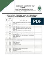 Lb1 Sp2tp Kode Penyakit