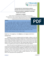 27.Agri Sci - IJASR-Comparative Evaluation of Conventional Sapling Transplantation Method