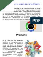 1.4 Funciones de La Mezcla de Mercadotecnia