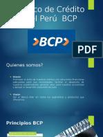 Banco de Crédito Del Perú BCP