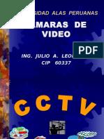 Control de Camaras de Video