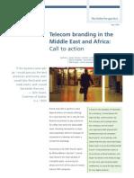Telecom Branding Whitepaper