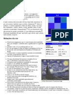 Azul – Wikipédia, A Enciclopédia Livre