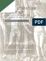 Mito Literatura e Identidad Los Advertidos (1)