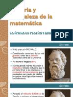 Platon AristoTeles matematica