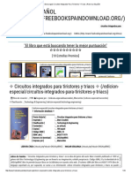 [Inicio Descargar] Circuitos Integrados Para Tiristores Y Triacs _ Reservar Español