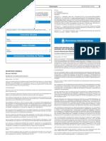 Designación de la subcoordinadora de Padrinazgo/Madrinazgo Presidencial