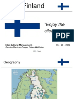 Management and Business Practices in Finland