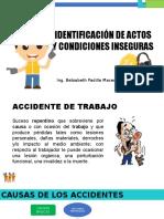 Identificación de Actos y Condiciones Inseguras-mnto