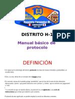 Protocolo Leonistico H-1