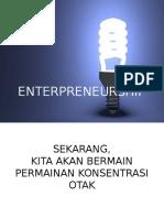 Enterpreneur Ship