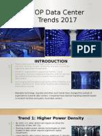 Top Data Center Trends 2017