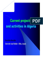 Bourahla - West African Report - Presentation ARGELIA