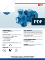 Pedrollo Centrifugal Pump HF