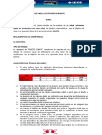 INTERCON 2015 Bases Categoria Sumo
