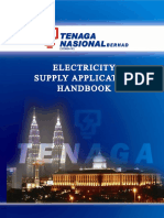 59909472 TNB Electricity Supply Application Handbook ESAH