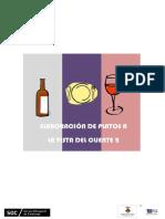 Elaboracion de Platos Vista Al Cliente