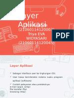 Layer Aplikasi KOMDAT