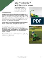 923 - 2653BPrecisionCut2-Operator Manual