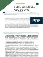 Guia-Textos Literarios Siglo de Oro